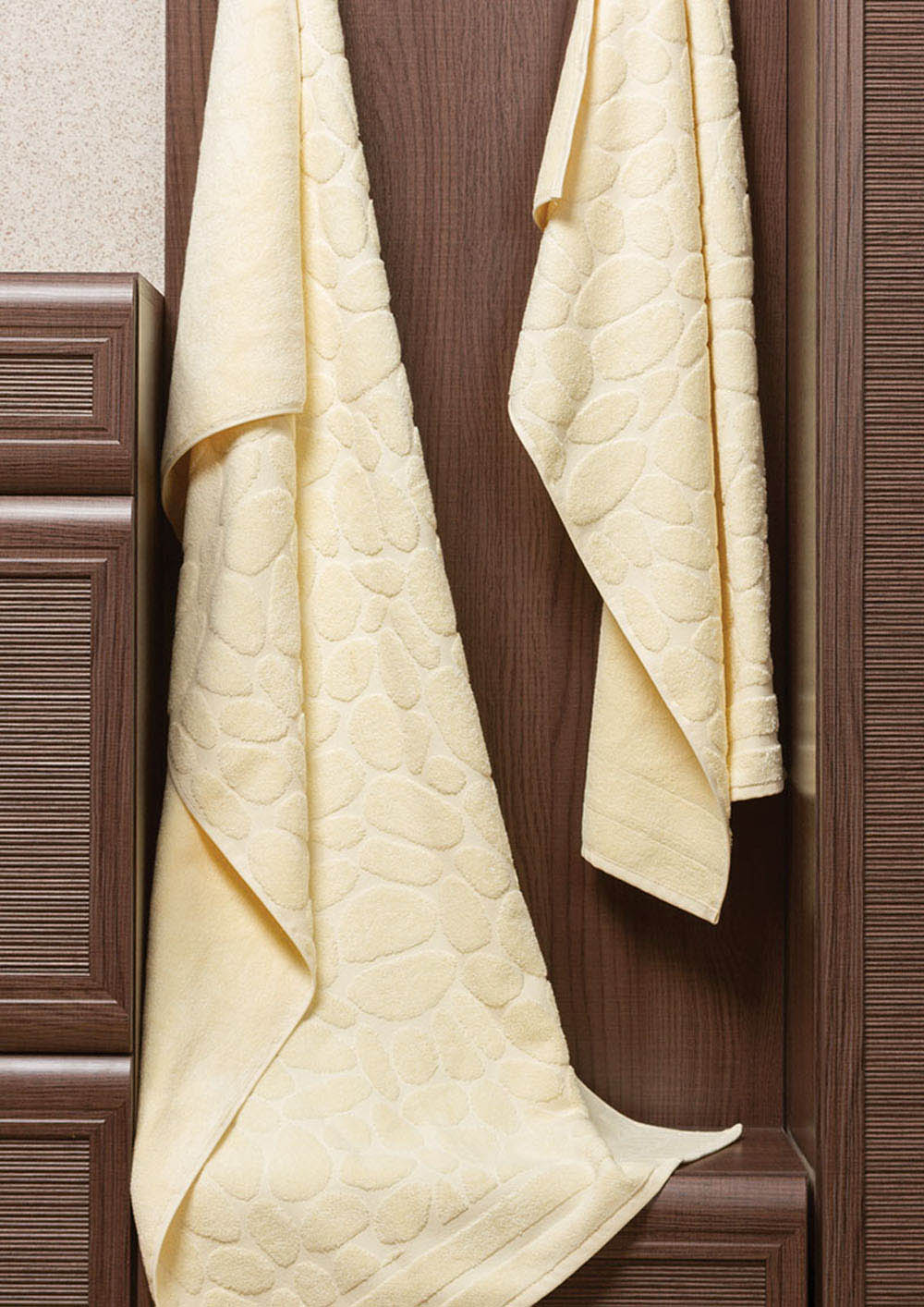 Полотенца Primavelle Полотенце Piera Цвет: Ваниль (50х90 см) цена и фото