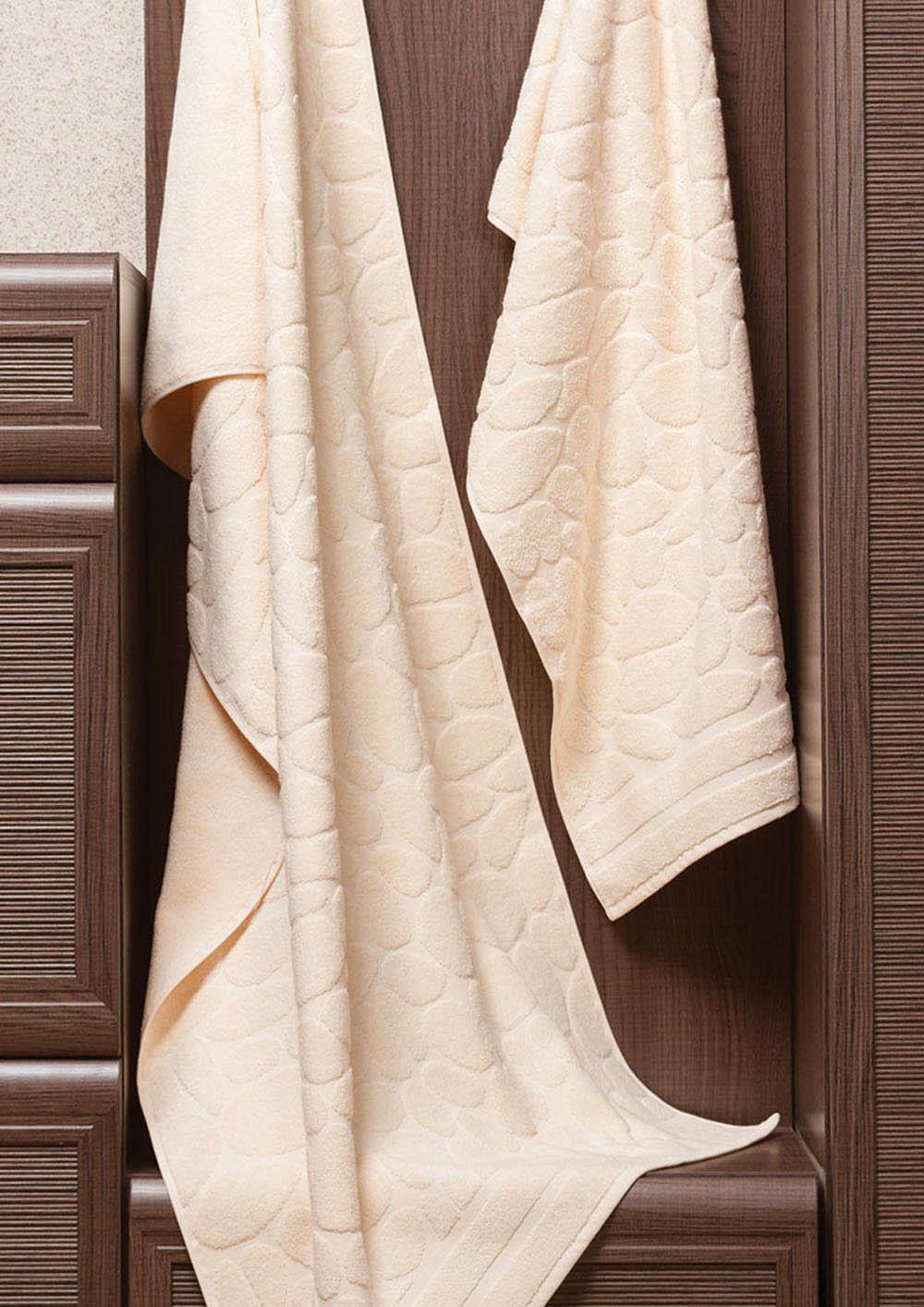 Полотенца Primavelle Полотенце Piera Цвет: Бежевый (50х90 см) цена и фото