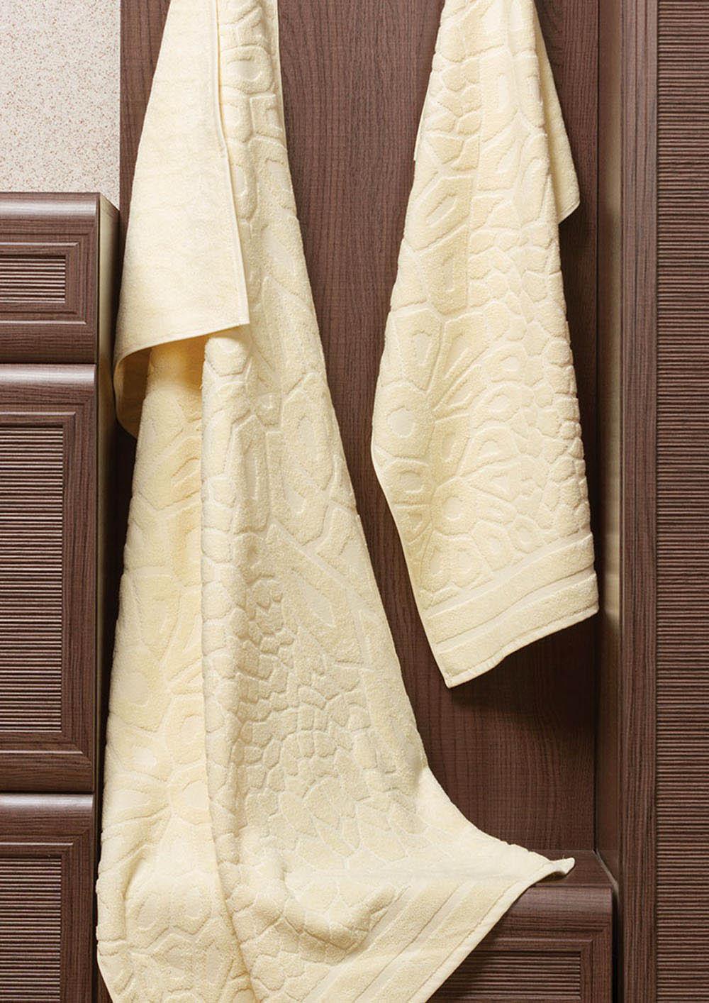 Полотенца Primavelle Полотенце Vitra Цвет: Ваниль (50х90 см) цена и фото