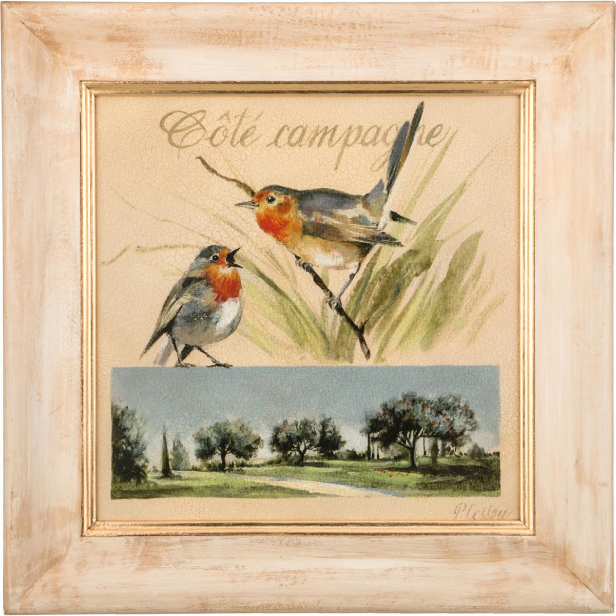 {} Dekor Toscana Картина Salome (2х59х59 см) салфетки iq dekor дорожка хлопок 50х120