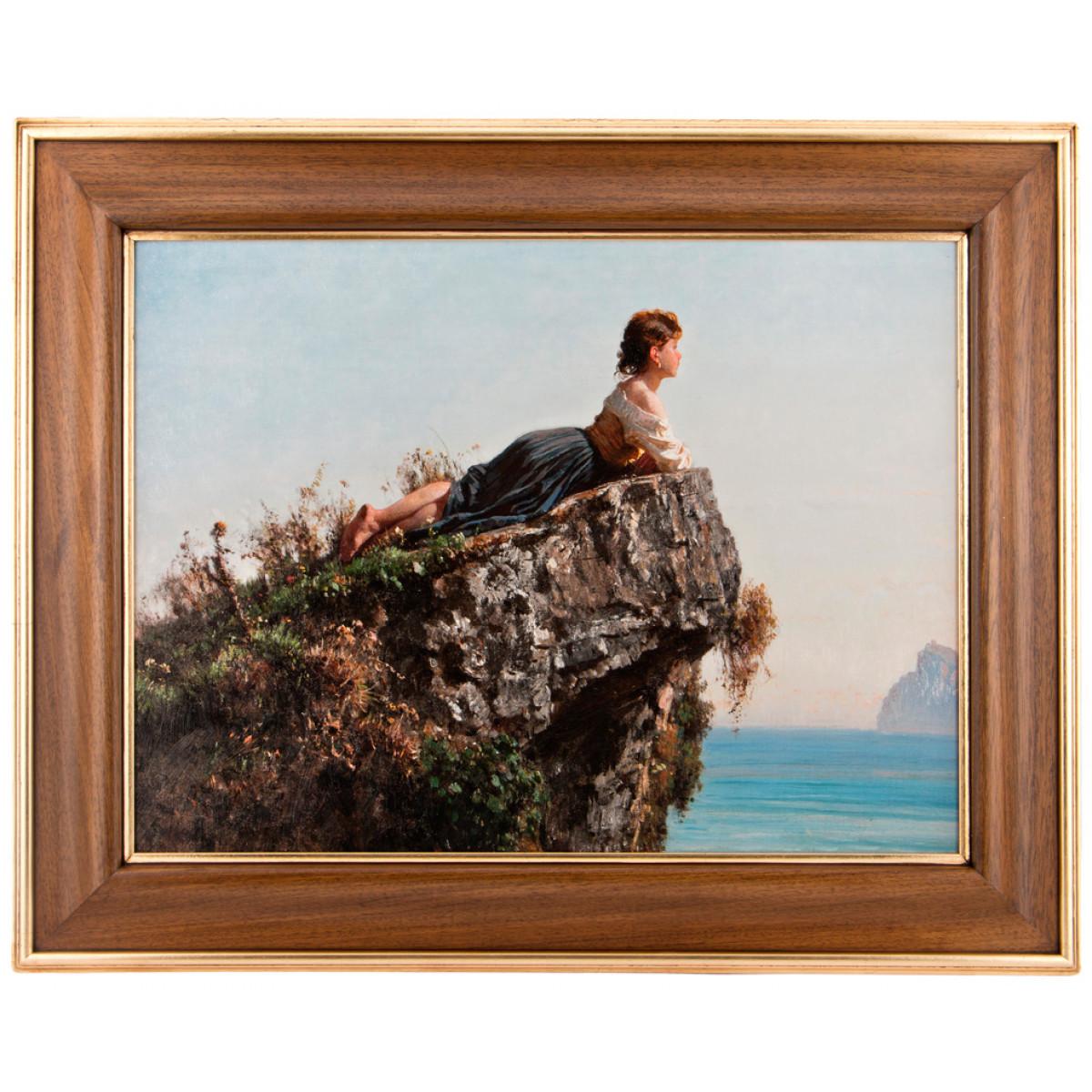 {} Dekor Toscana Картина Sam (3х82х102 см) салфетки iq dekor дорожка хлопок 50х120