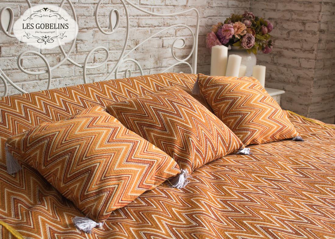 Декоративные подушки Les Gobelins Декоративная наволочка Zigzag (40х40)
