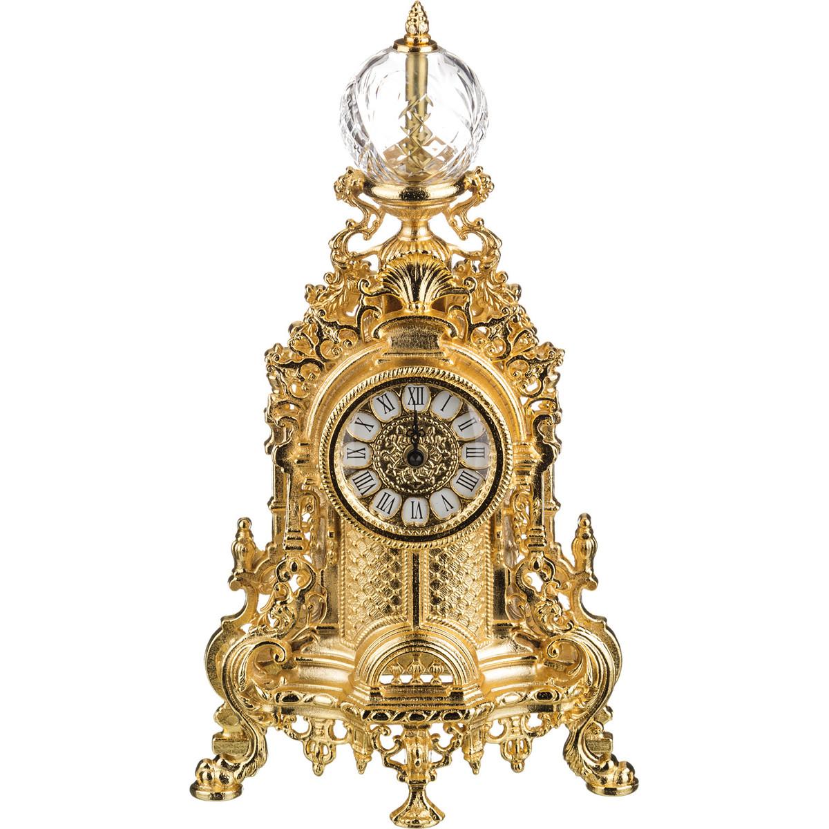 {} Olympus Brass Часы Jessamyn  (44 см)