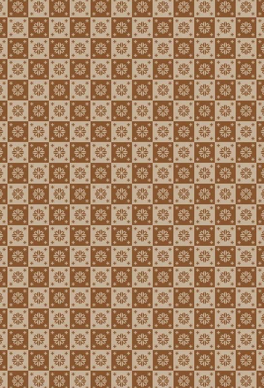 Скатерти и салфетки StickButik Скатерть Плитка Шоколада (120х120 см)