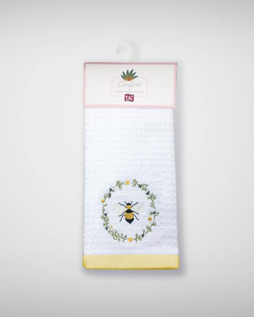{} TAC Кухонное полотенце Daisy Bee (40х60 см - 2 шт)