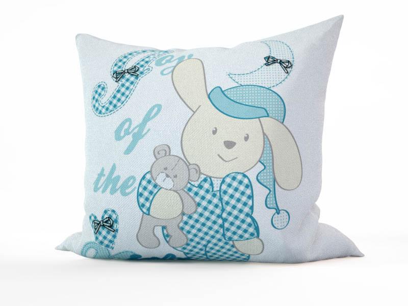 Декоративные подушки StickButik Декоративная подушка Маленький Зайка (45х45)