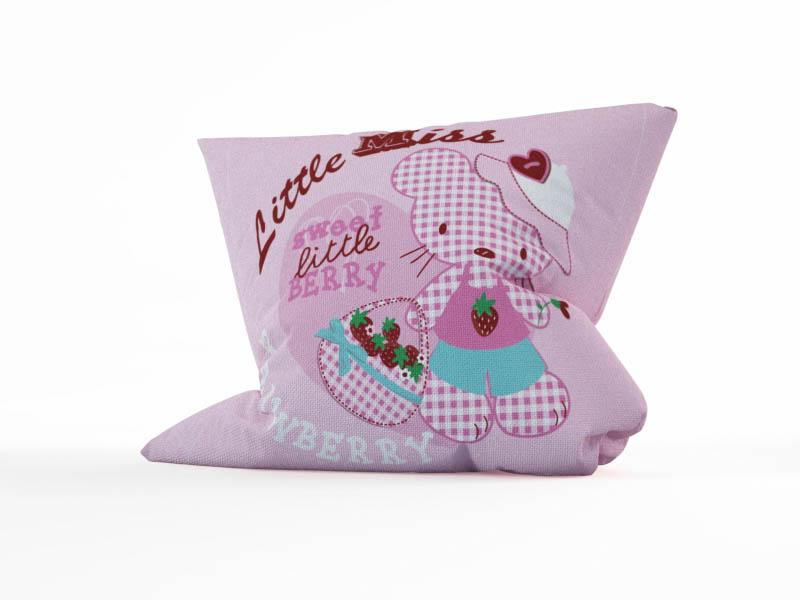 Декоративные подушки StickButik Декоративная подушка Маленькая Мисс  (45х45)
