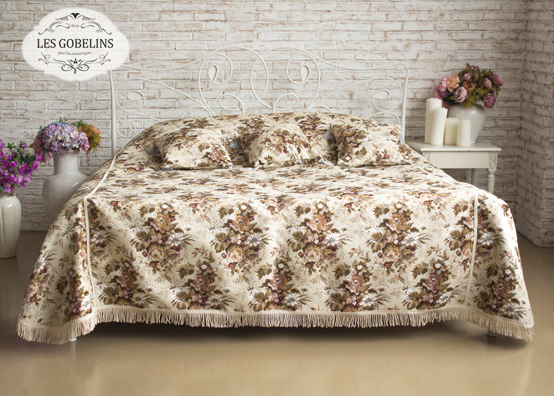 Покрывало Les Gobelins Покрывало на кровать Terrain Russe (140х220 см)