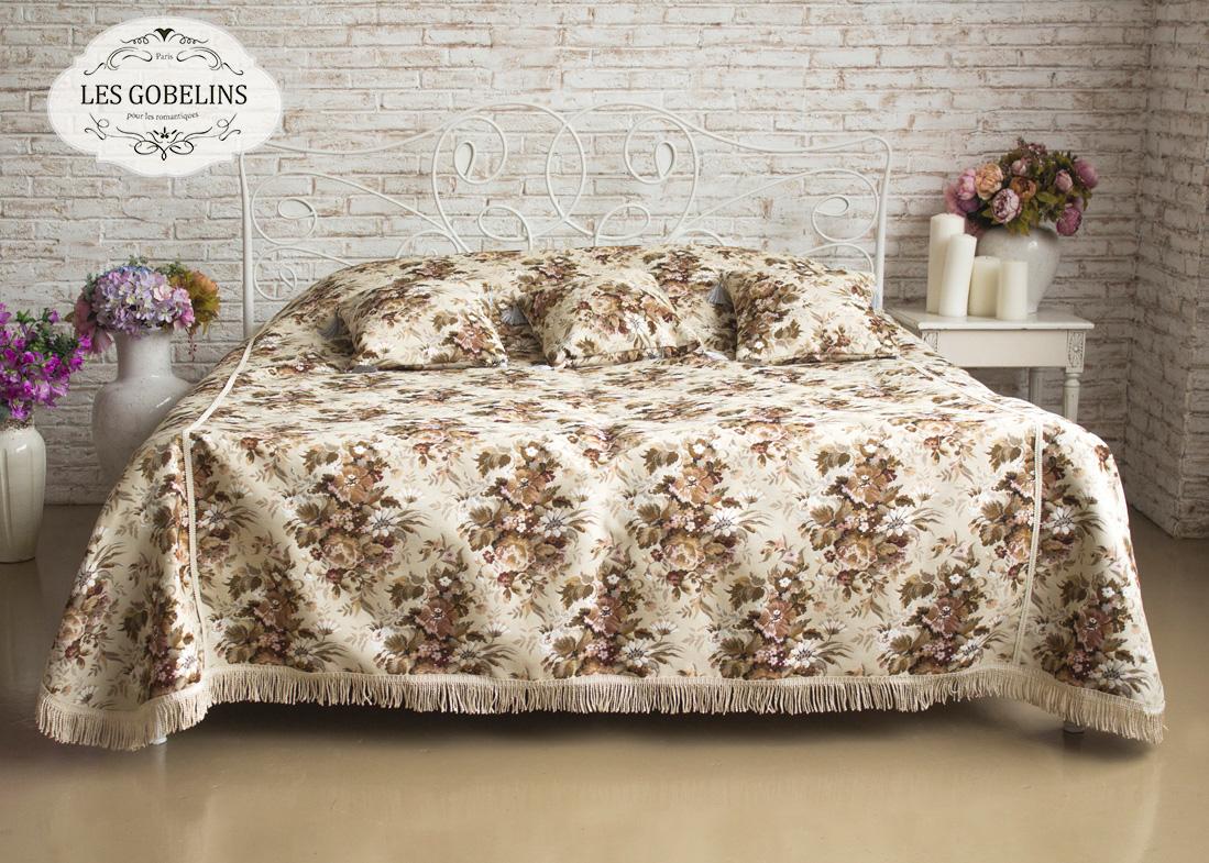 все цены на Покрывало Les Gobelins Покрывало на кровать Terrain Russe (150х230 см) в интернете