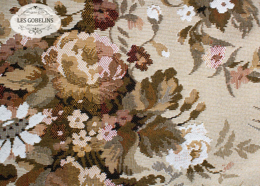 все цены на Покрывало Les Gobelins Накидка на диван Terrain Russe (150х210 см) в интернете