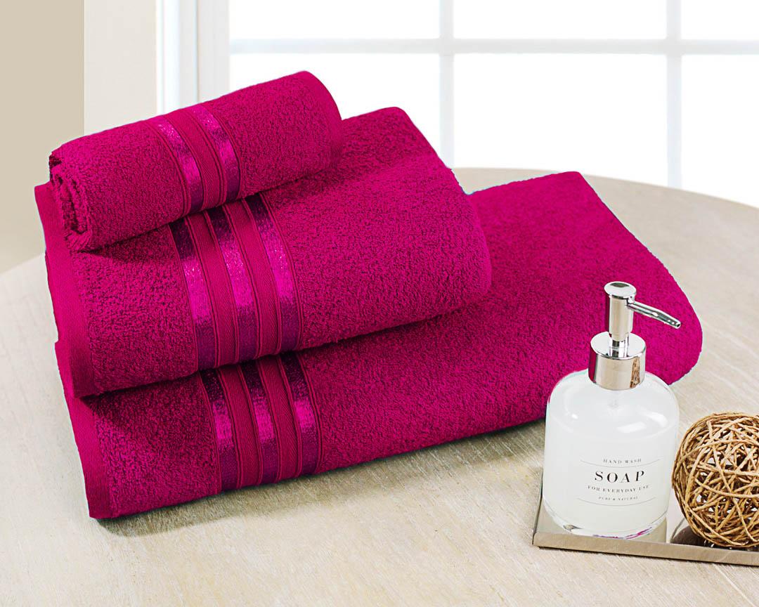 Полотенца Dome Полотенце для рук Harmonika Цвет: Малиновый (33х50 см) полотенца dome полотенце для рук harmonika цвет оранжевый 33х50 см