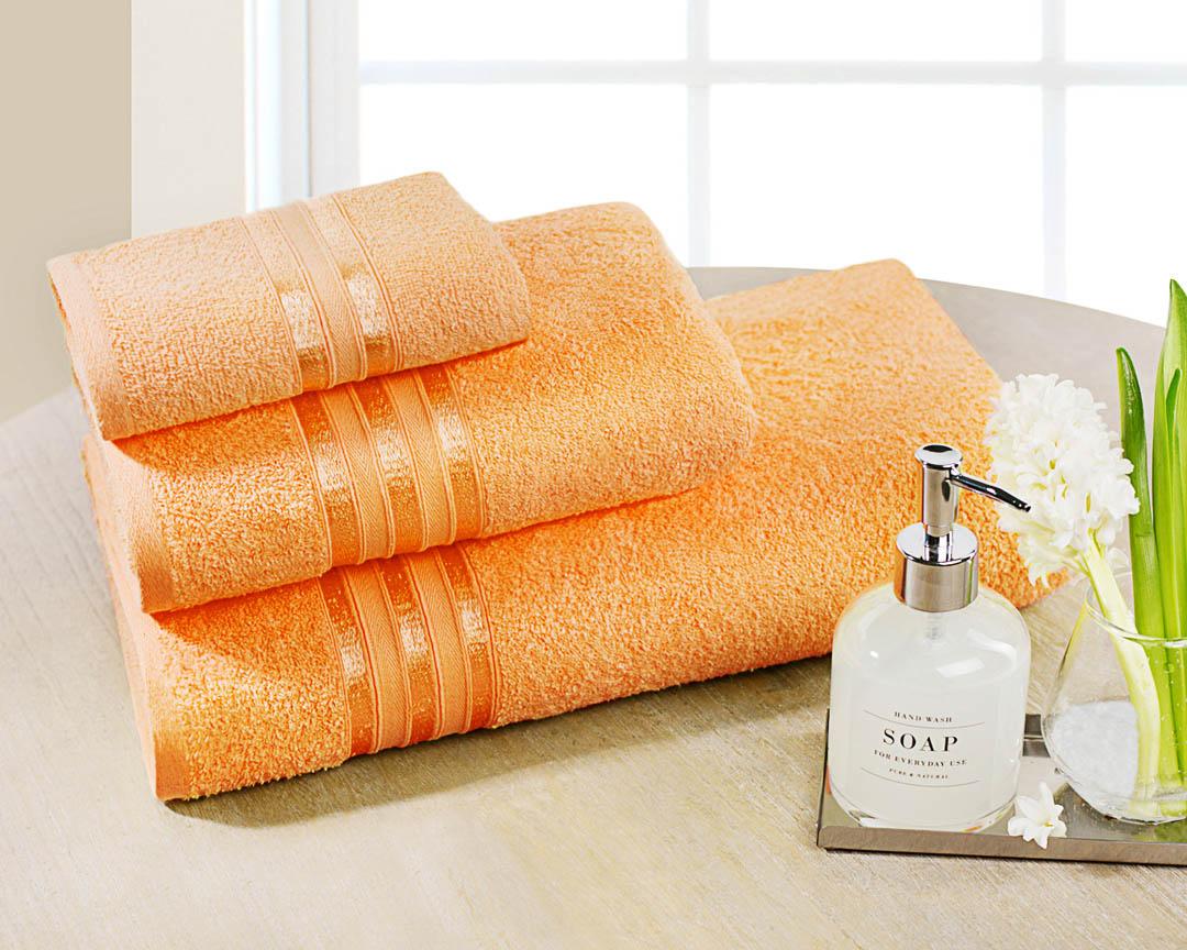 Полотенца Dome Полотенце для рук Harmonika Цвет: Оранжевый (33х50 см) полотенца dome полотенце для рук harmonika цвет оранжевый 33х50 см