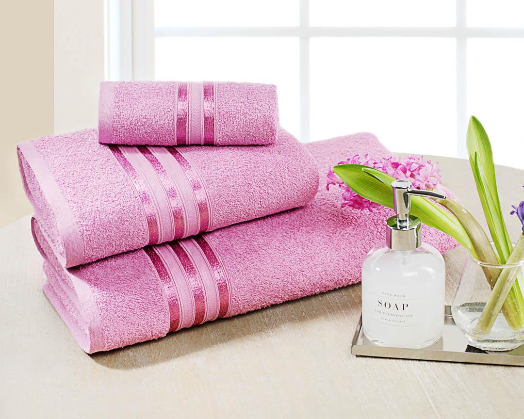 Полотенца Dome Полотенце для рук Harmonika Цвет: Розовый (33х50 см) полотенца dome полотенце для рук harmonika цвет оранжевый 33х50 см
