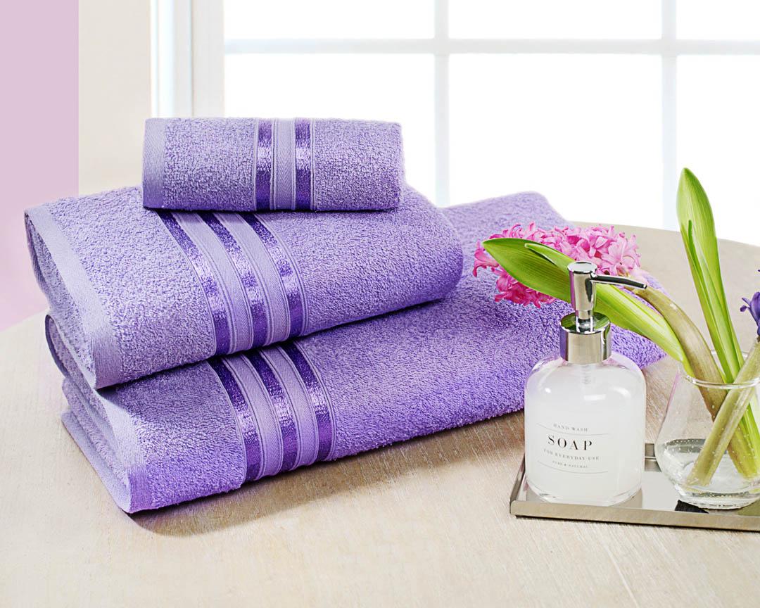 Полотенца Dome Полотенце для рук Harmonika Цвет: Сиреневый (33х50 см) полотенца dome полотенце для рук harmonika цвет оранжевый 33х50 см