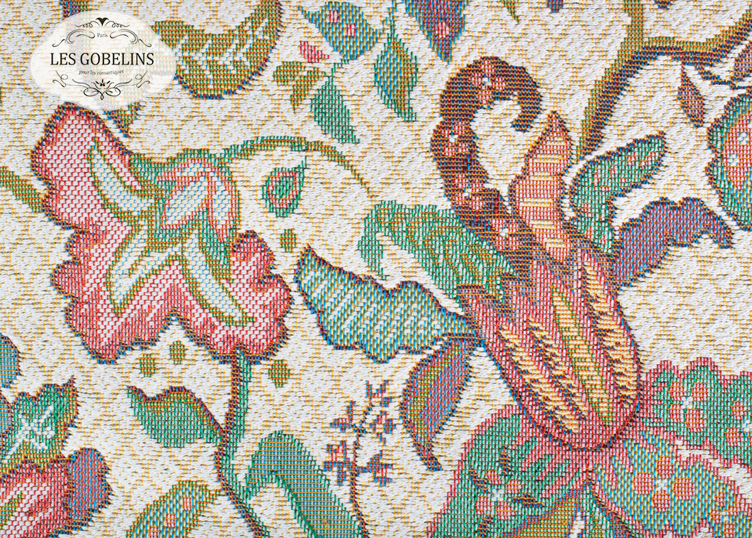 Декоративные подушки Les Gobelins Декоративная наволочка Loche (35х35) декоративные подушки les gobelins декоративная наволочка coquelicot 35х35