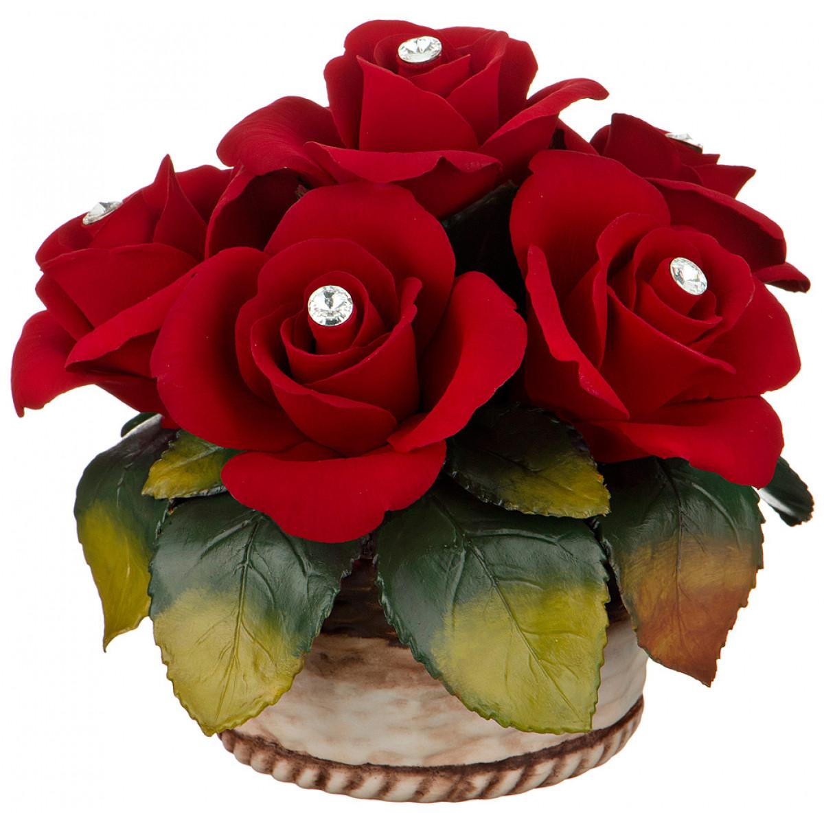 {} Napoleon Искусственный цветок Adelaide  (15х16 см) napoleon т 325 410 495