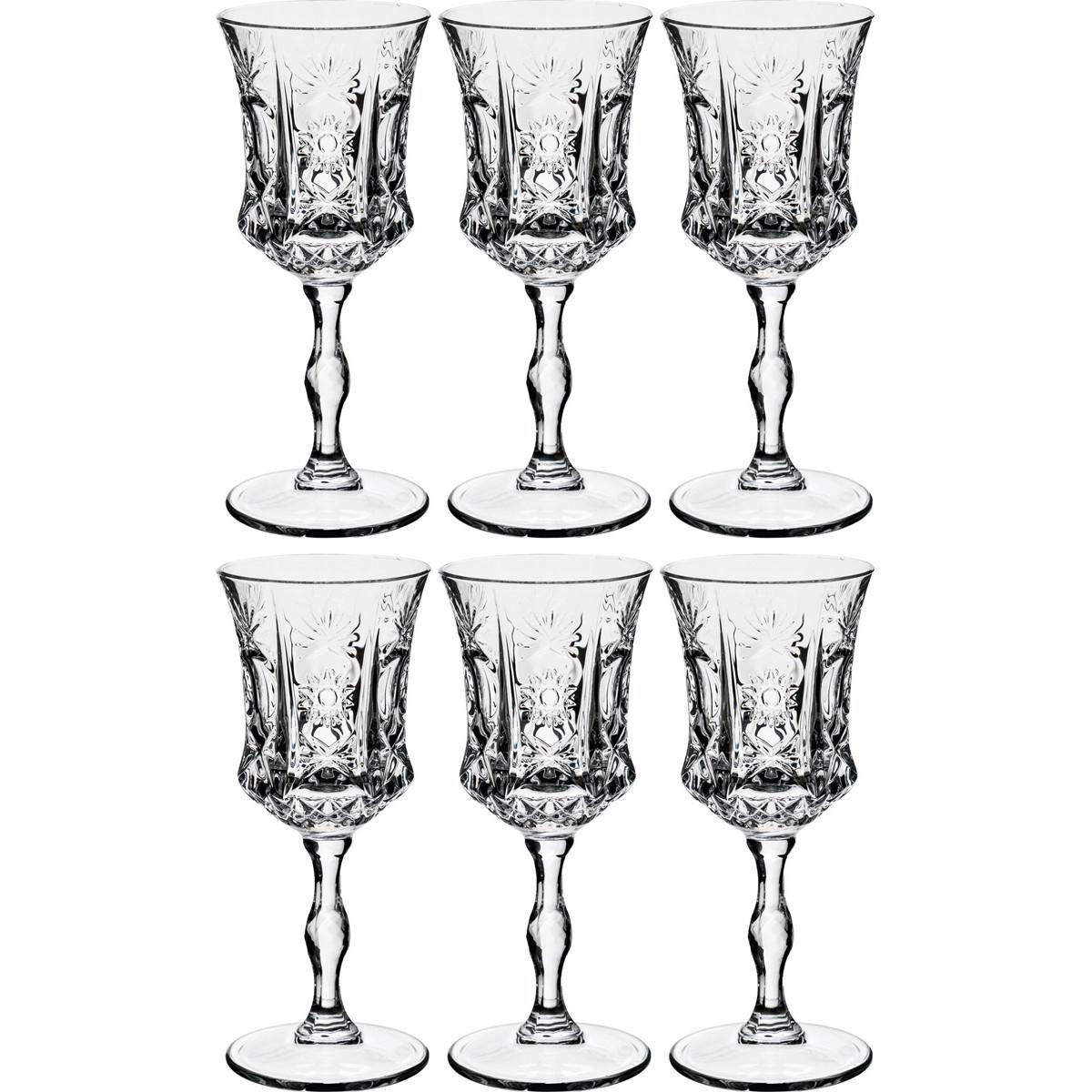 {} RCR Набор бокалов для вина Micah  (19 см - 6 шт) винный набор rcr 237910