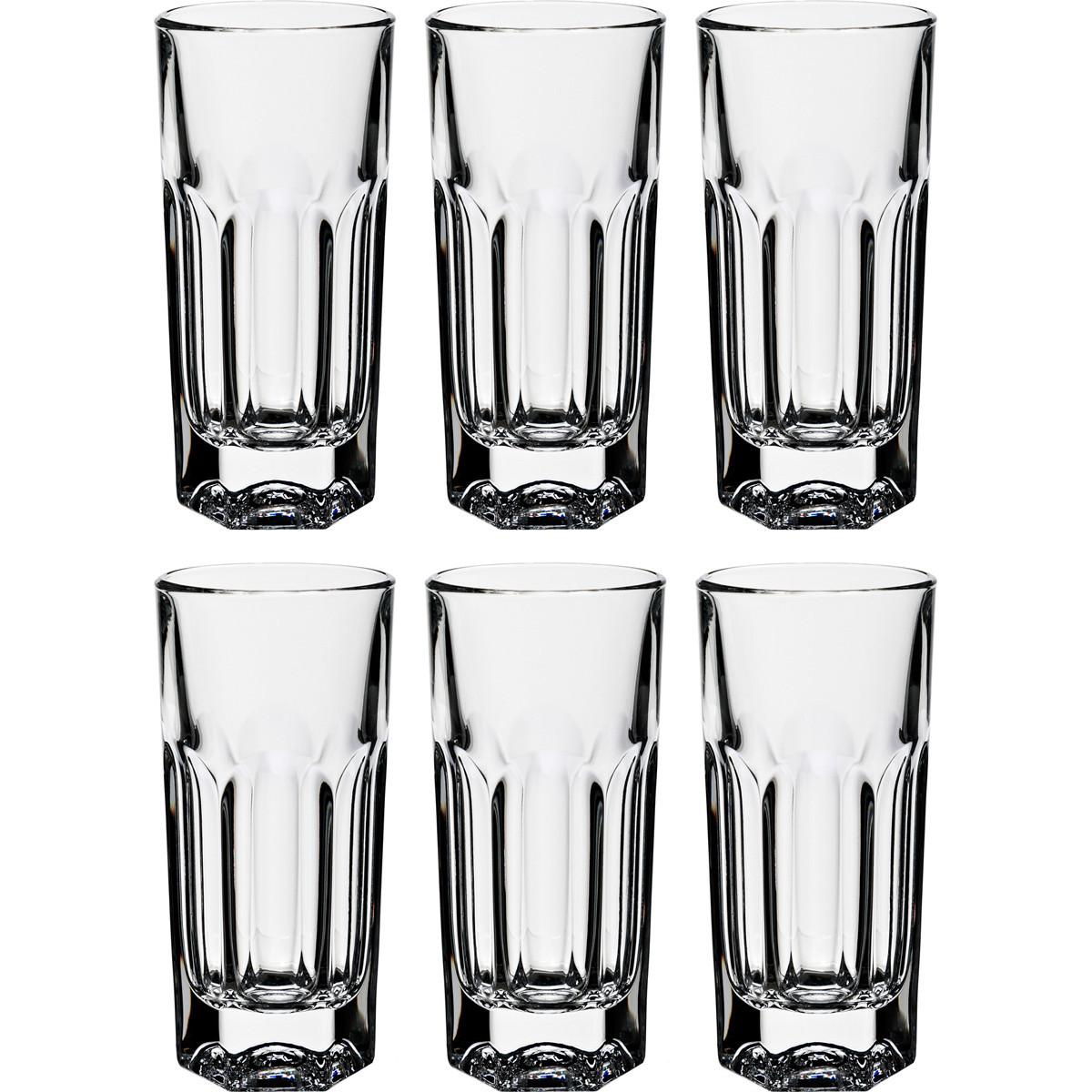{} RCR Набор стаканов John (370 мл - 6 шт) набор стаканов rcr адажио 400 мл 6 шт