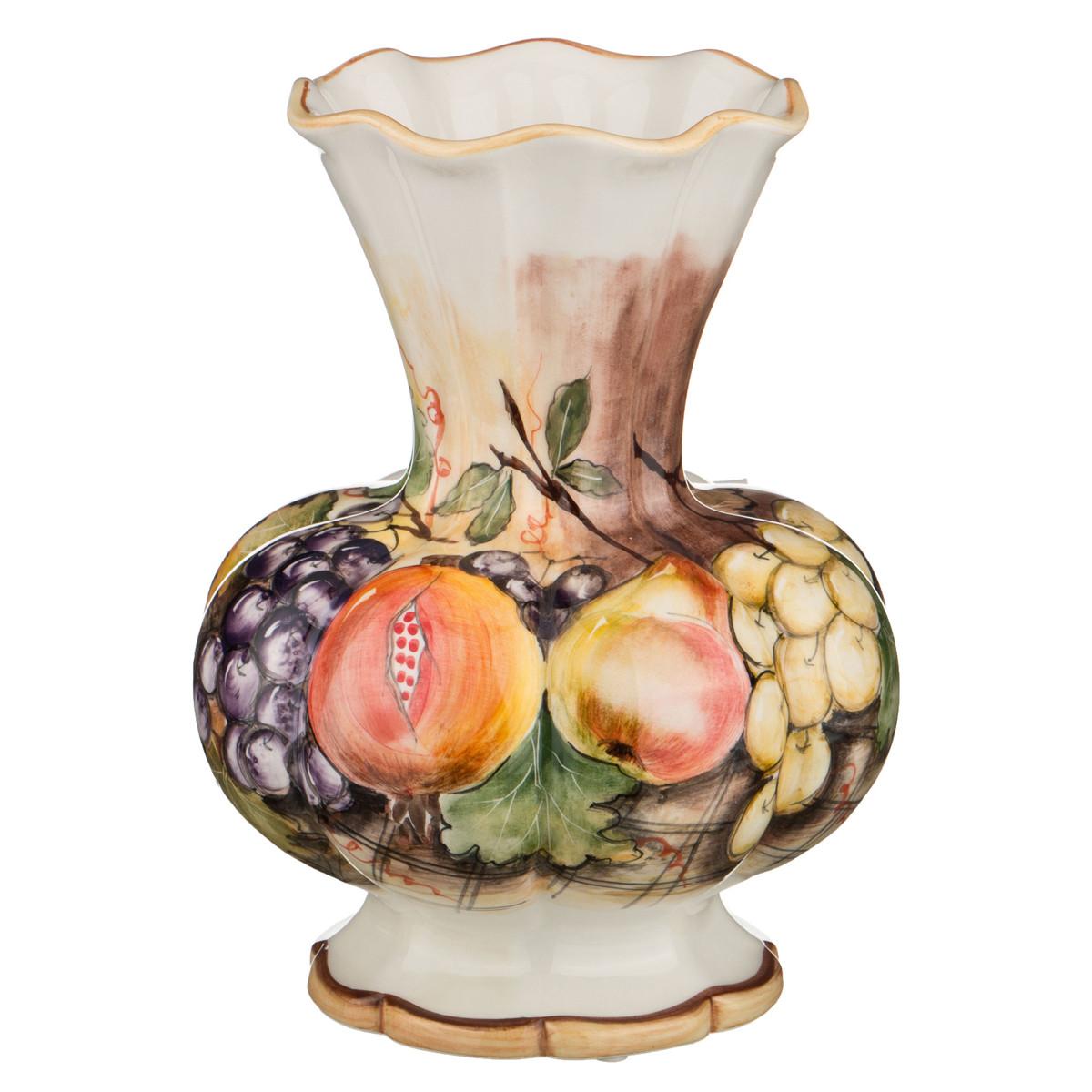 {} MILLENNIO Ваза Lea (26 см) millennio чаша декоративная kennith 12х34х35 см