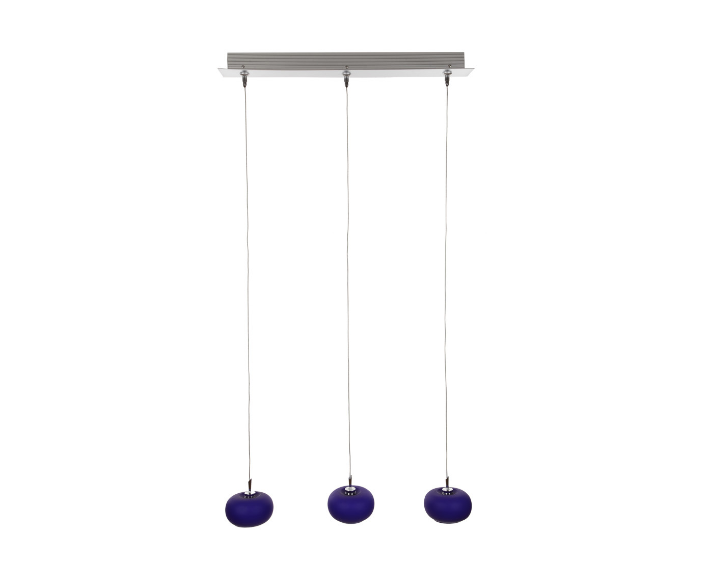 цена {} CRYSTAL LIGHT Светильник потолочный Lilyum Цвет: Синий (10х63х180 см) онлайн в 2017 году