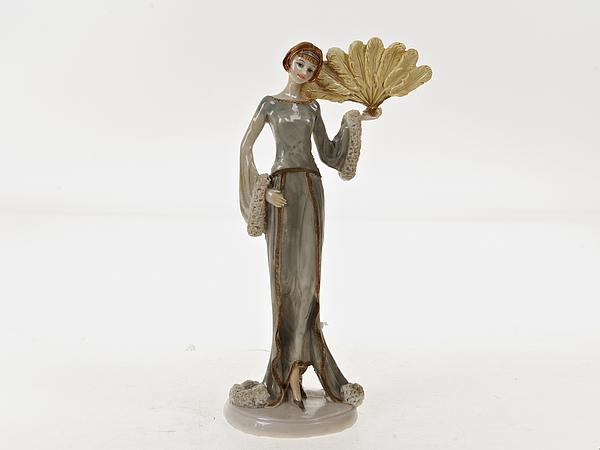 {} ENS GROUP Статуэтка Lady (8х16х28 см) ens group статуэтка lady 7х9х28 см