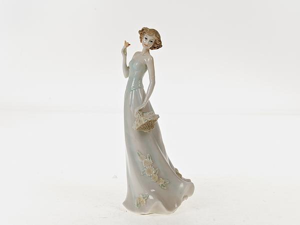 {} ENS GROUP Статуэтка Lady (11х11х28 см) moda argenti статуэтка st4045