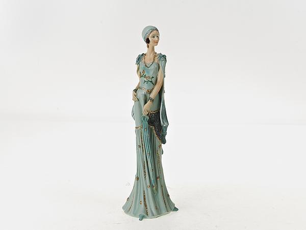 {} ENS GROUP Статуэтка Lady (8х8х30 см) ens group статуэтка lady 7х9х28 см