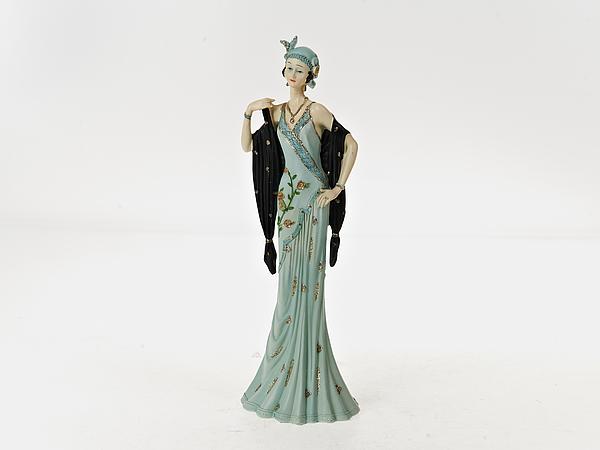 {} ENS GROUP Статуэтка Lady (9х11х31 см) ens group статуэтка lady 7х9х28 см