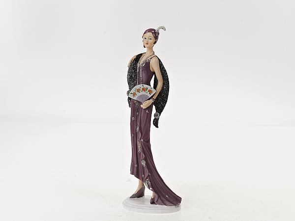 {} ENS GROUP Статуэтка Lady (7х11х31 см) ens group статуэтка lady 7х9х28 см