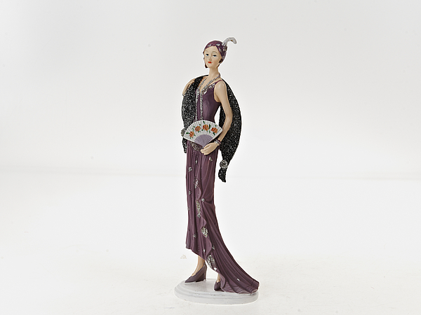 {} ENS GROUP Статуэтка Lady (7х11х31 см) статуэтка африканка федерация статуэтка африканка