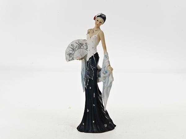 {} ENS GROUP Статуэтка Lady (10х14х30 см) ens group статуэтка lady 7х9х28 см