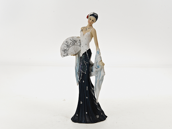 {} ENS GROUP Статуэтка Lady (10х14х30 см) ens group статуэтка юная дева 9х11х31 см