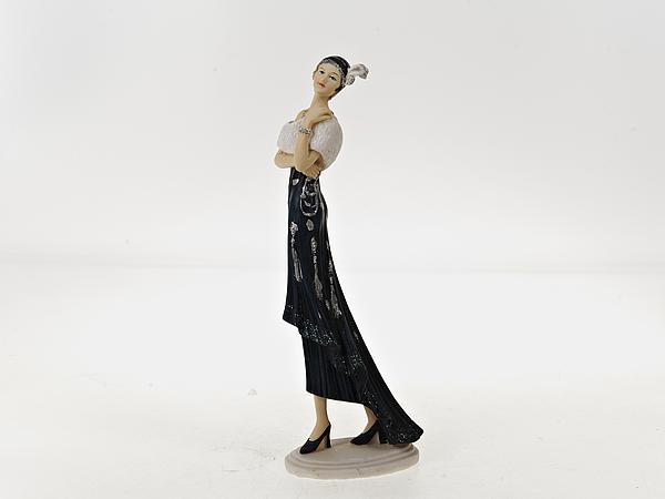 {} ENS GROUP Статуэтка Lady (7х11х31 см) ens group статуэтка юная дева 9х11х31 см