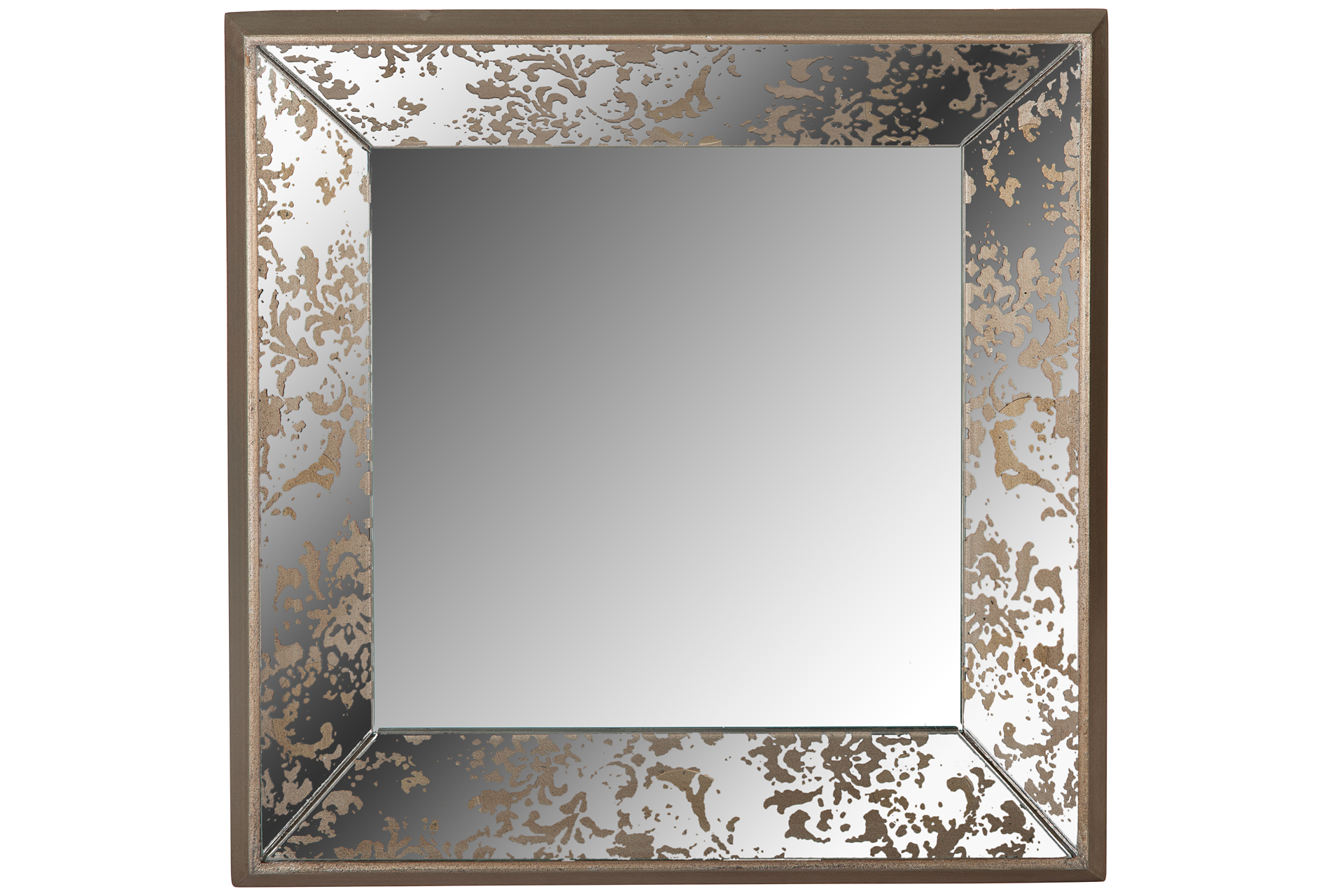 {} ARTEVALUCE Зеркало Cologne (61х61 см) artevaluce зеркало sense 31х51 см