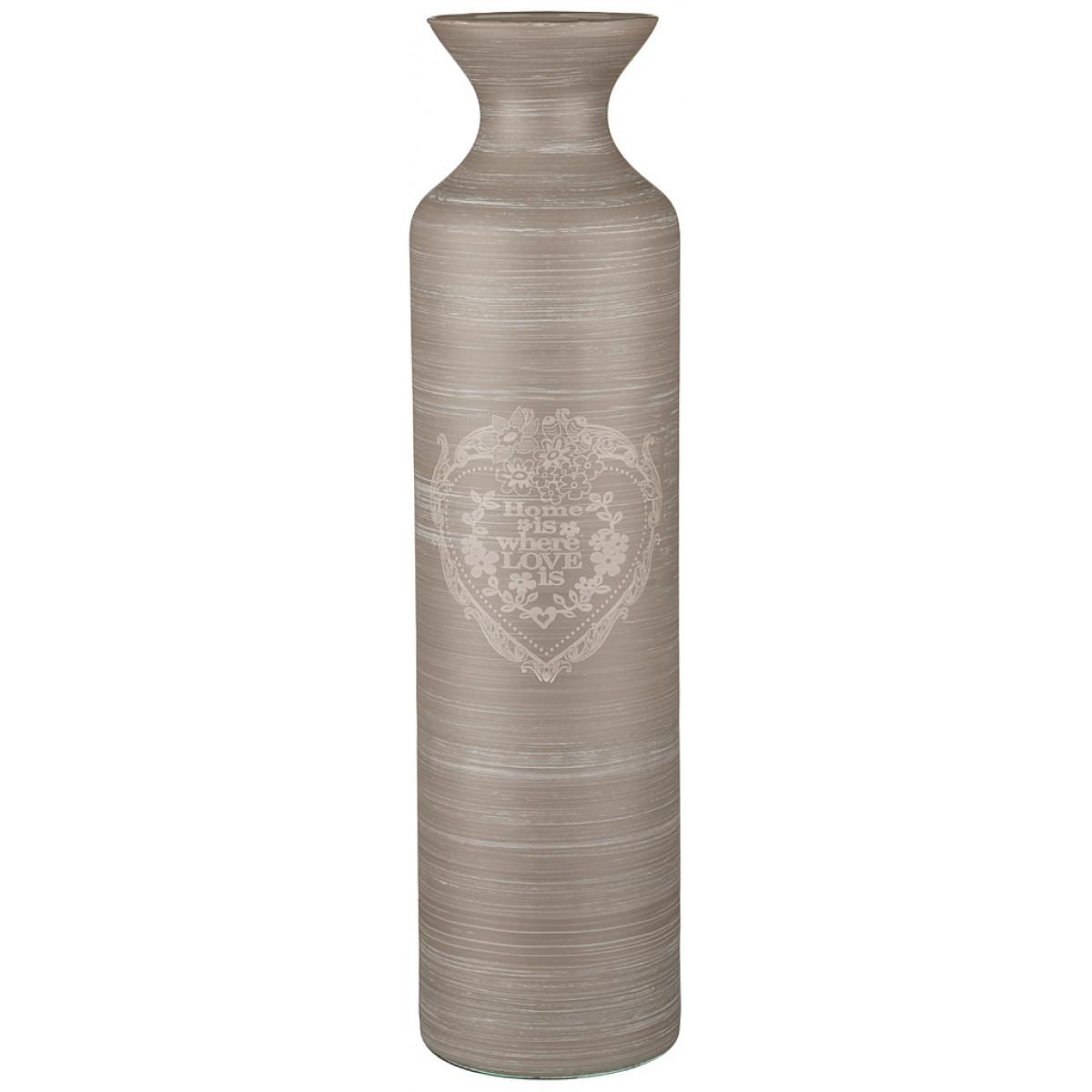 {} Franco s.r.l. Ваза Zandra  (70 см) franco s r l ваза stacia 60 см