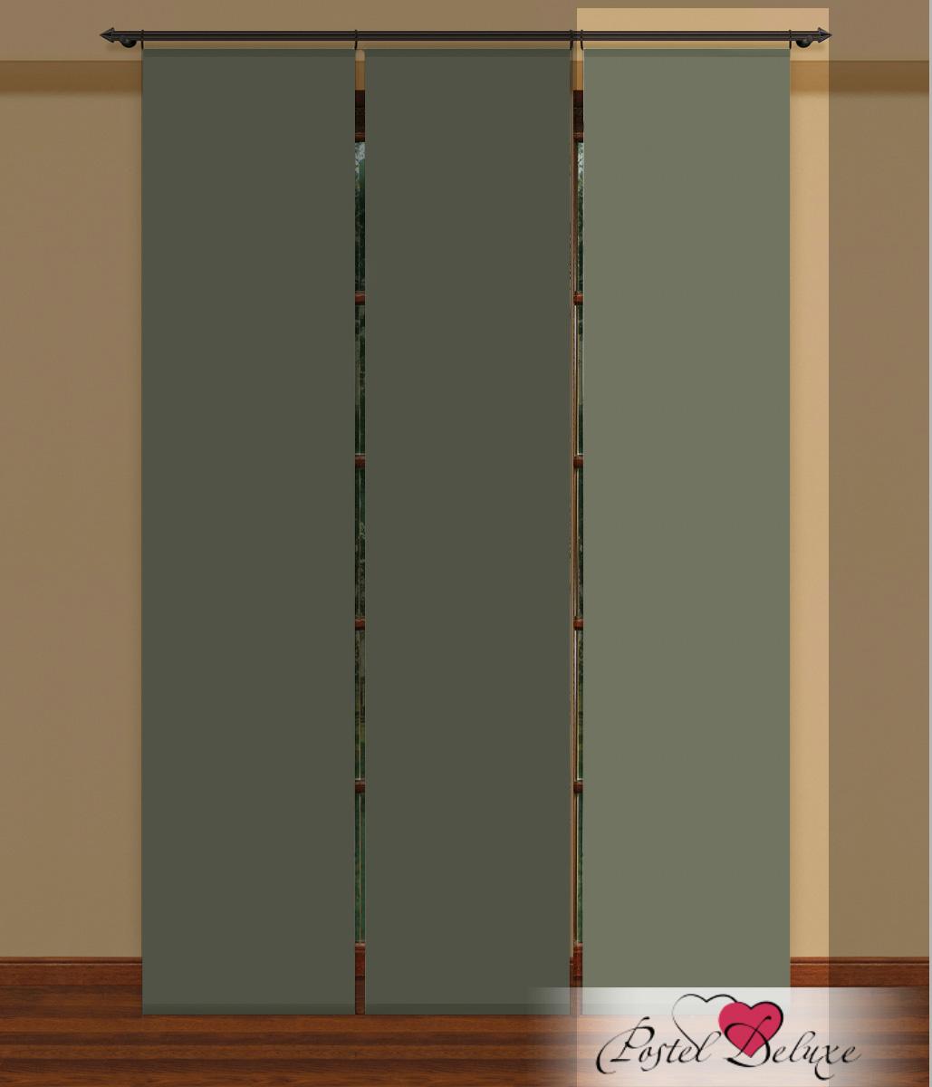 Шторы Haft Японские шторы Jadyn Цвет: Серый
