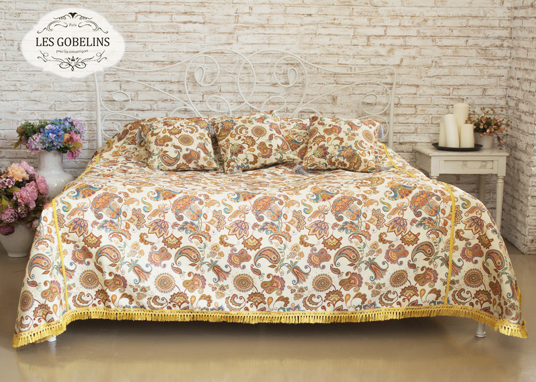 Покрывало Les Gobelins Покрывало на кровать Ete Indien (240х260 см)