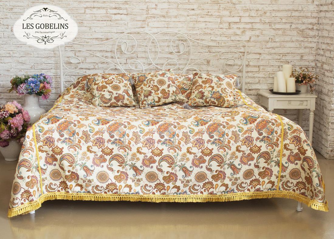 где купить Покрывало Les Gobelins Покрывало на кровать Ete Indien (260х240 см) по лучшей цене
