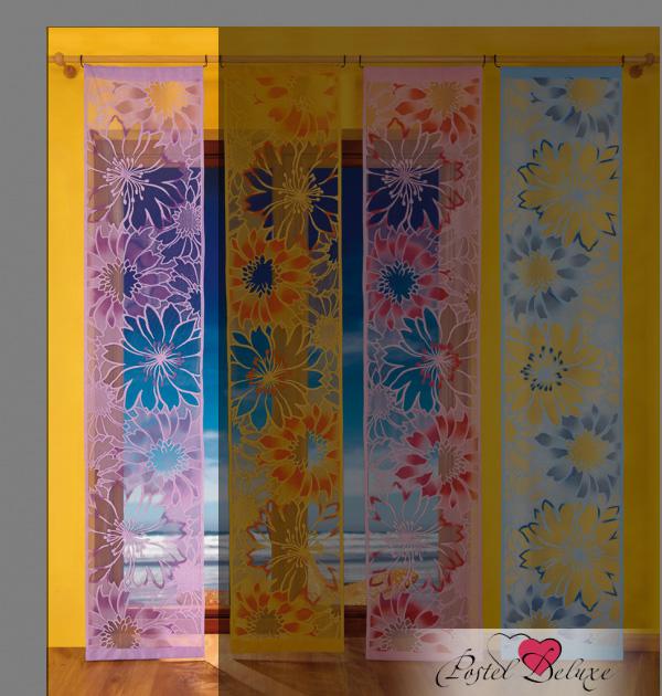 Шторы Wisan Японские шторы Панно Цвет: Фиолетовый