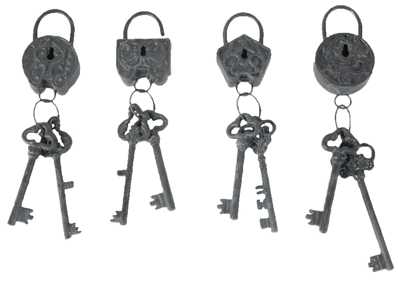 {} ARTEVALUCE Подвеска Связка Ключей (6х10х28 см) подвеска для лонгборда 1шт ruckus trkrk3517 mid black 6 22 2 см