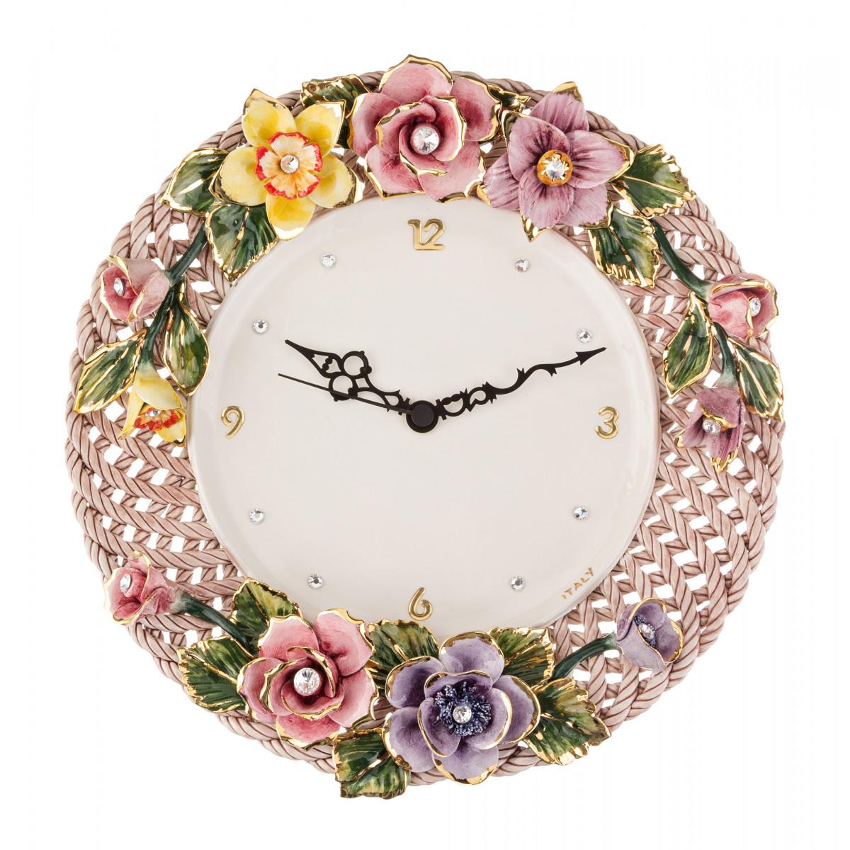 {} ORGIA Часы Tulliana  (20 см) orgia фигурка gil 19х26х28 см