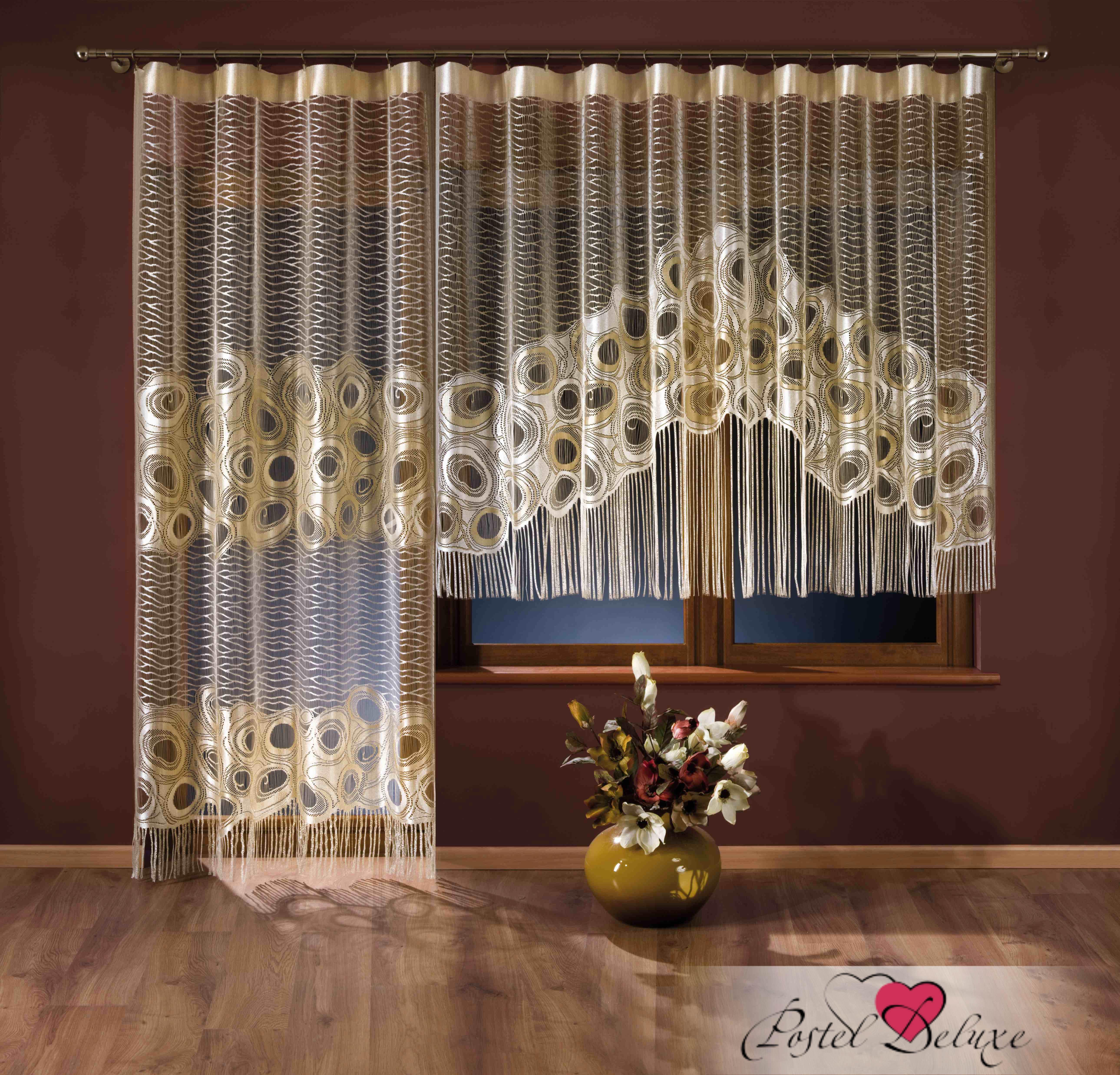Шторы Wisan Классические шторы Jasmin Цвет: Кремовый wisan wisan классические шторы melicent цвет кремовый
