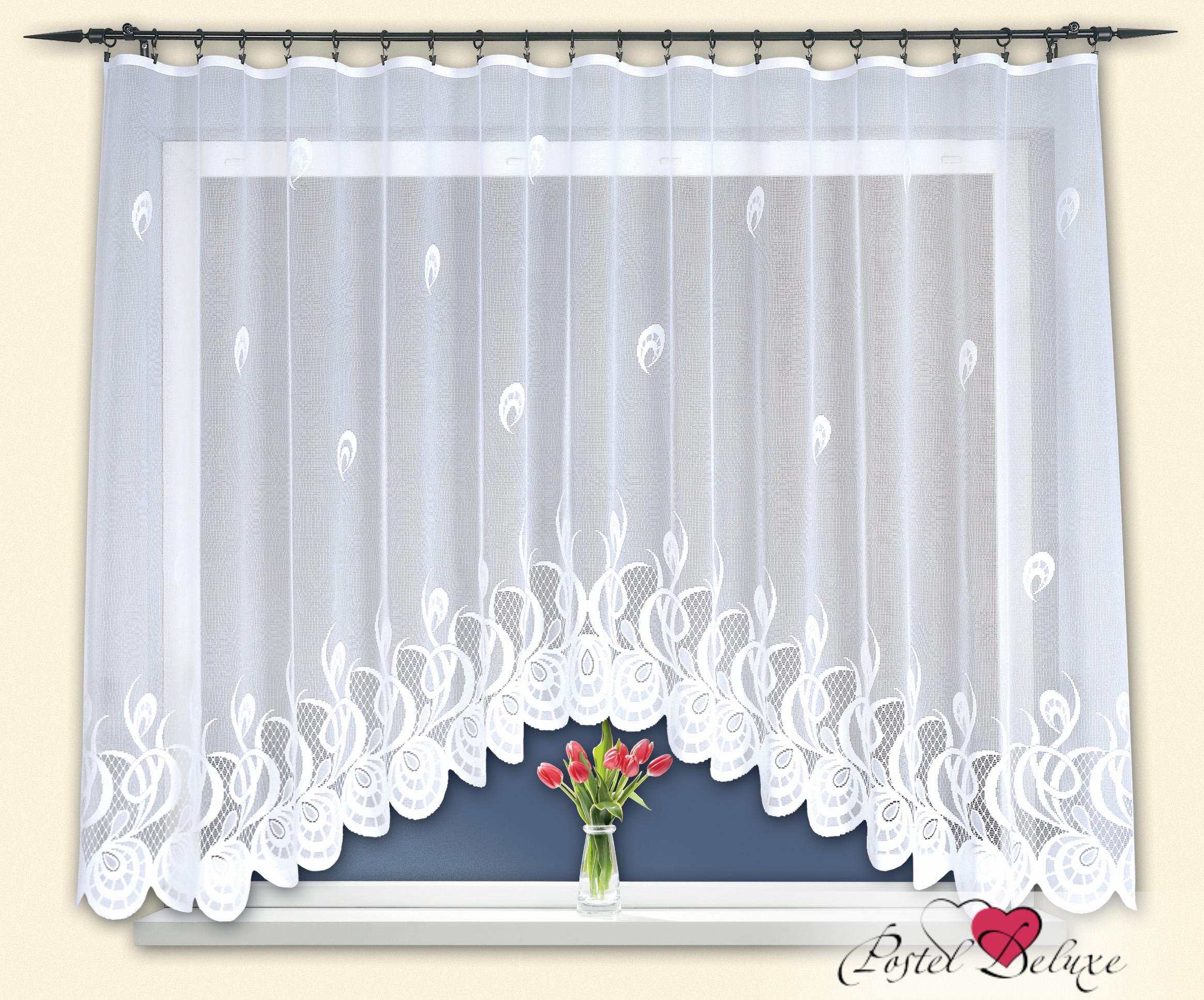 Шторы Haft Классические шторы Lapis Цвет: Белый шторы tac классические шторы winx цвет персиковый 200x265 см