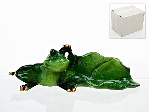 {} ENS GROUP Визитница Лягушка-Квакушка (5х15 см) ens group фигурка лягушка квакушка 3х11х15 см