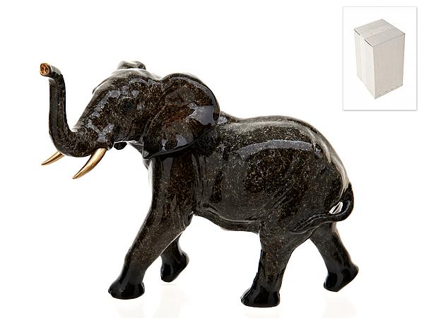 {} ENS GROUP Фигурка Индийский Слон (17х19 см) подставка под ложку ens group лето в европе
