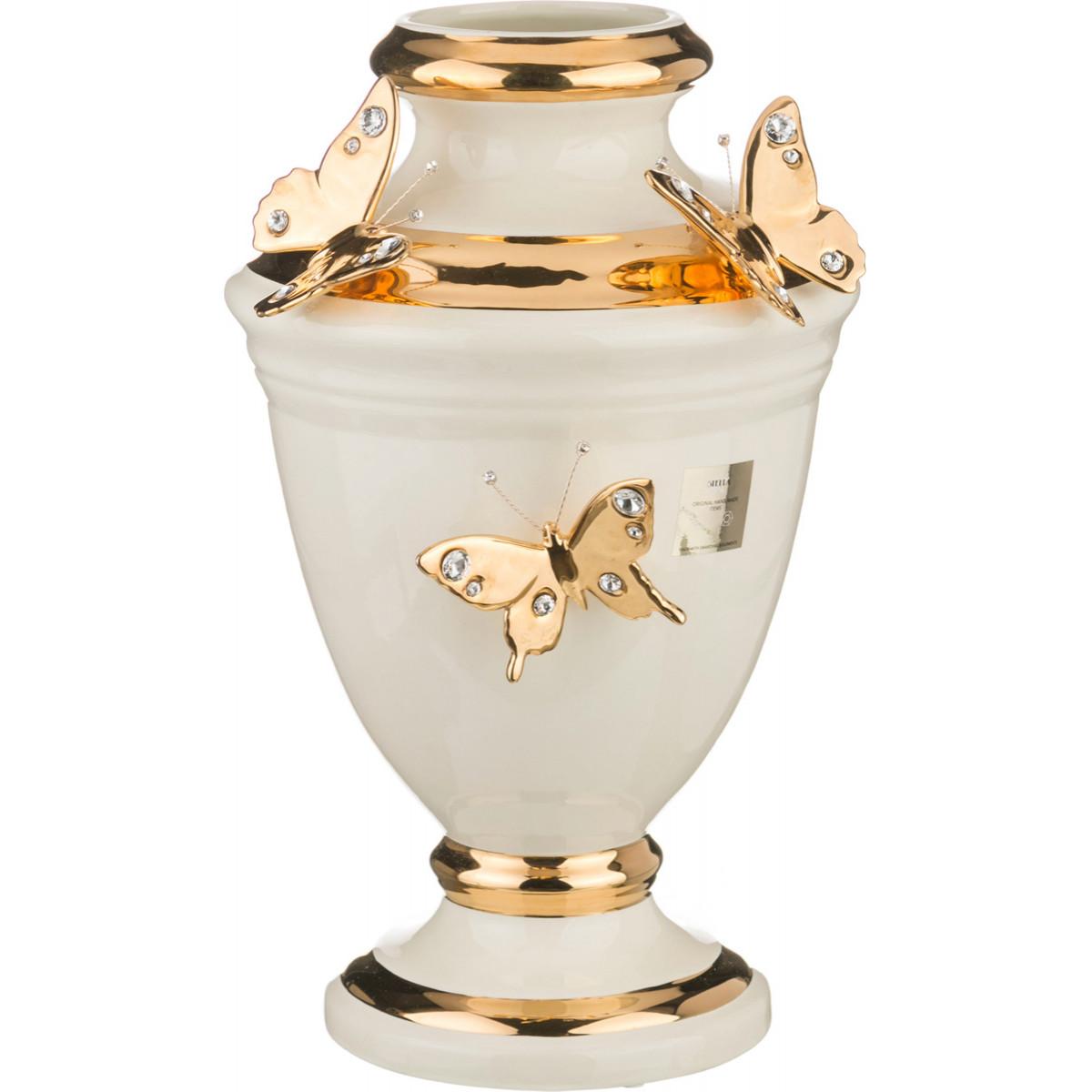 {} Stella Ваза Nirvana  (42 см) ваза изгиб 51 см