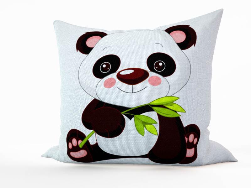 Декоративные подушки StickButik Декоративная подушка Маленькая Панда (45х45)