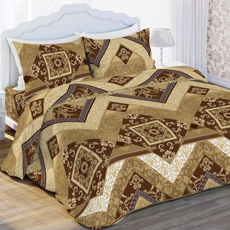 Постельное белье Любимый дом Постельное белье Орнамент (2 спал.) цена