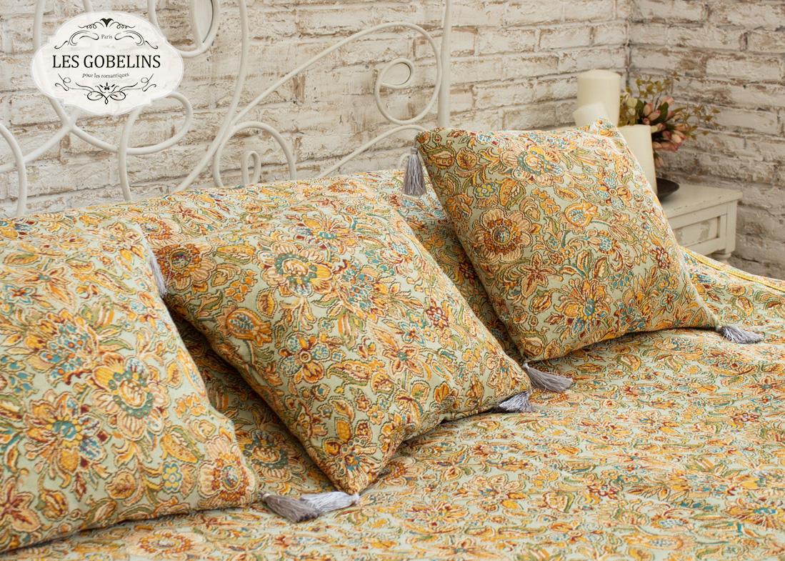 Декоративные подушки Les Gobelins Декоративная наволочка Vitrail De Printemps (45х45)