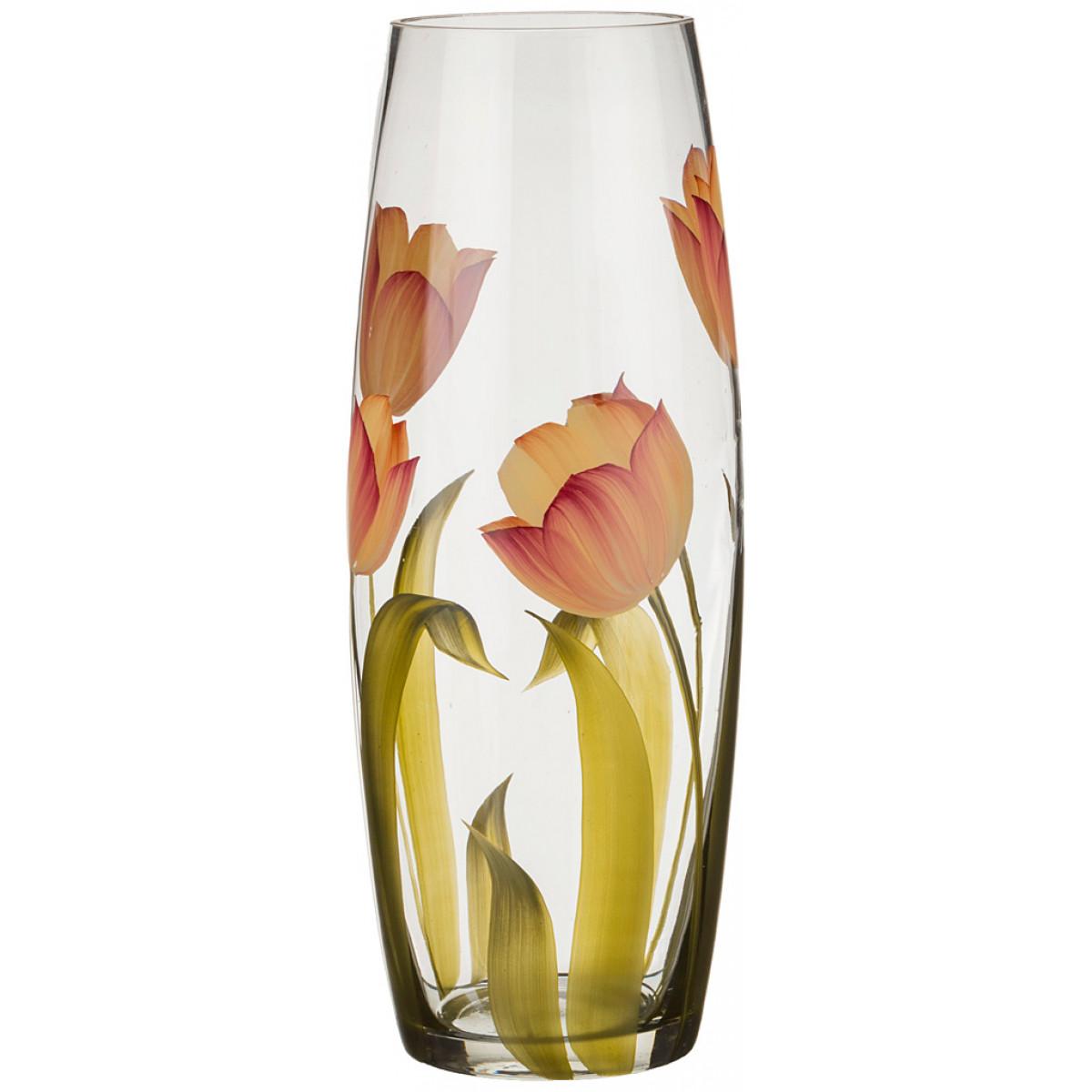 {} Arti-M Ваза Nelson (9х30 см) ваза керамическая 14 х 9 х 30 см